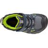 Keen Kids Oakridge Mid WP Shoes Midnight Navy/Macaw